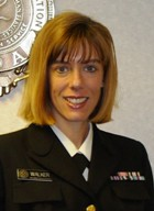 CDR Kimberly Lewandowski-Walker